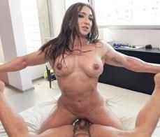 Wild latina makes a sex tape 4