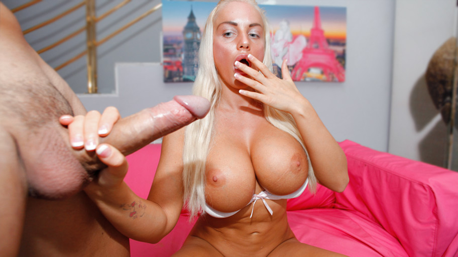 Bbbw Gets Big Black Cocks to Cum on Her Big Tits -