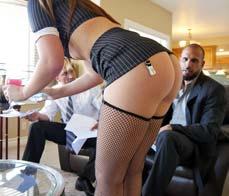 Nasty maid porn
