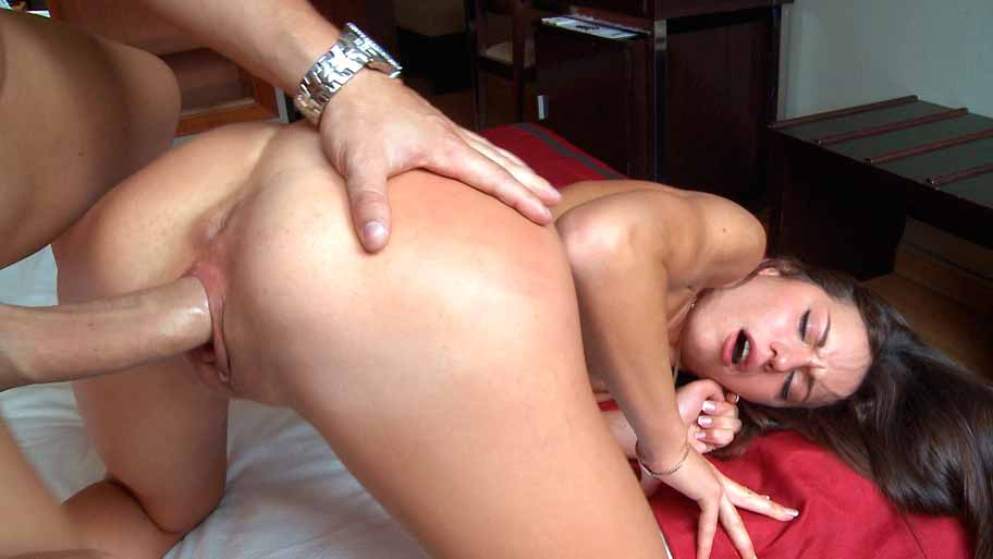 Nataly Gold thirsty for sex