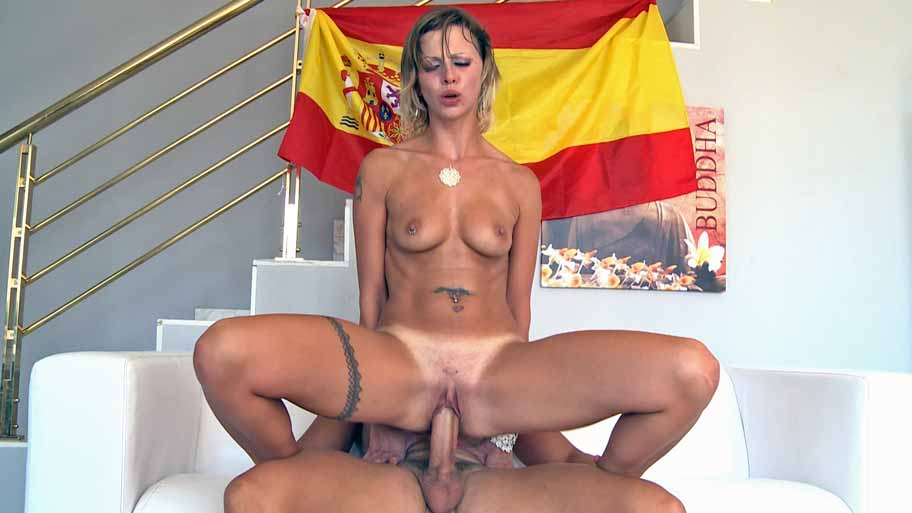 I'm Spanish, you want me to fuck you, don't you?