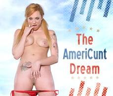 Dahlia Sky -  The AmeriCunt Dream