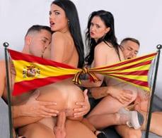Me? What Daniela catalan porn star apologise, but