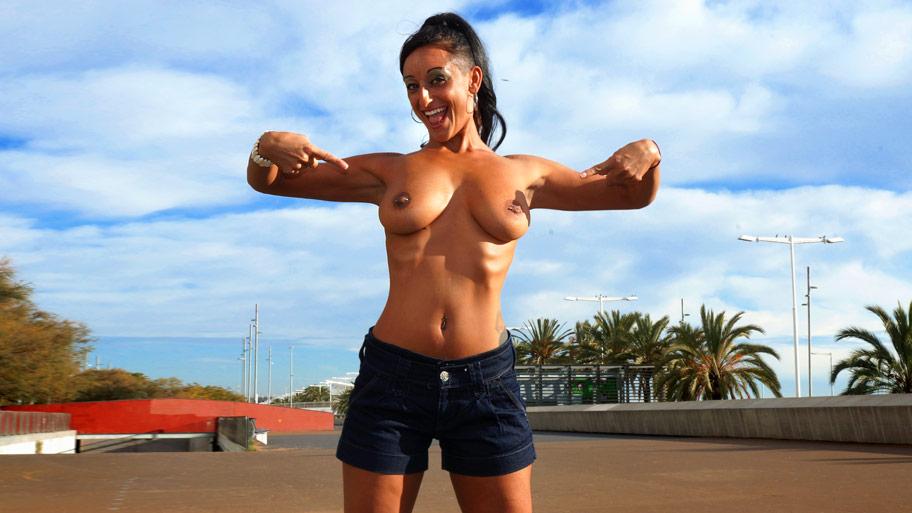 Training tits