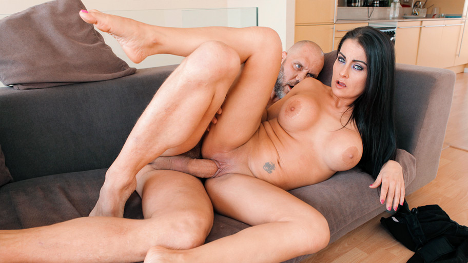 Bianka Blue, la MILF ideal