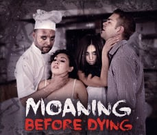 Frida Sante - Melody Petite -  Moaning before Dying