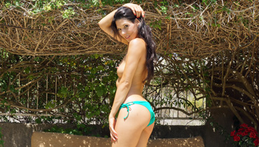 Alexa Tomas is Girl of the Month for February