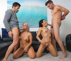 Nikyta - Valentina Sweet -  Two bitches in a party
