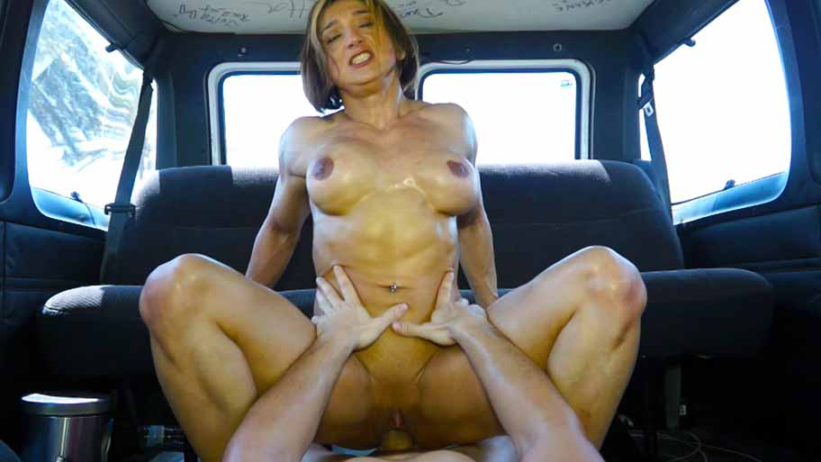 Bus Dirty Teen Whore 42